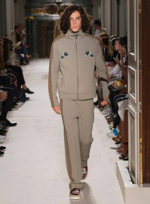 Valentino Spring-Summer 2016 menswear collection