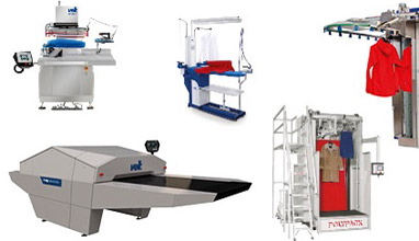 Innovative machines and customised solutions for textile processing from VEIT Group at Texprocess 2015