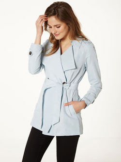 Spring 2015 coat - the trench by Vero Moda