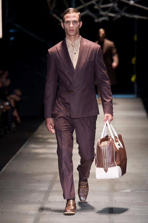 The latest fashion of men's suits fall-winter 2015-2016 – What ...