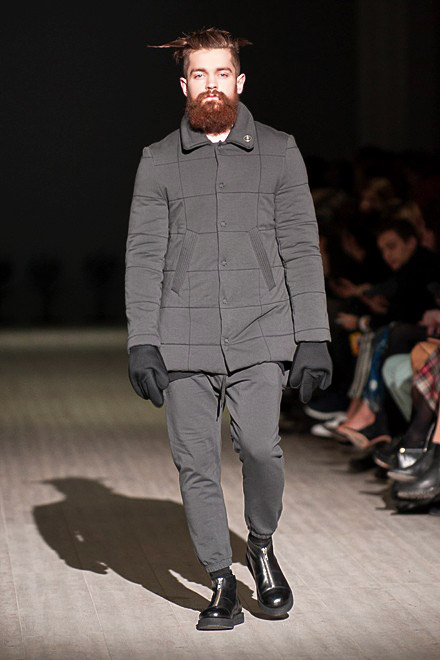 Ukrainian Fashion Week: Menswear for Fall-Winter 2015/2016 by Viktor Anisimov