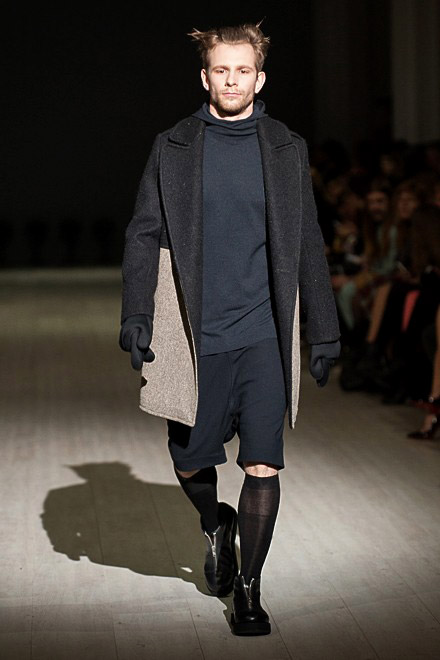 Ukrainian Fashion Week: Menswear for Fall-Winter 2015/2016 by Viktor Anisimov