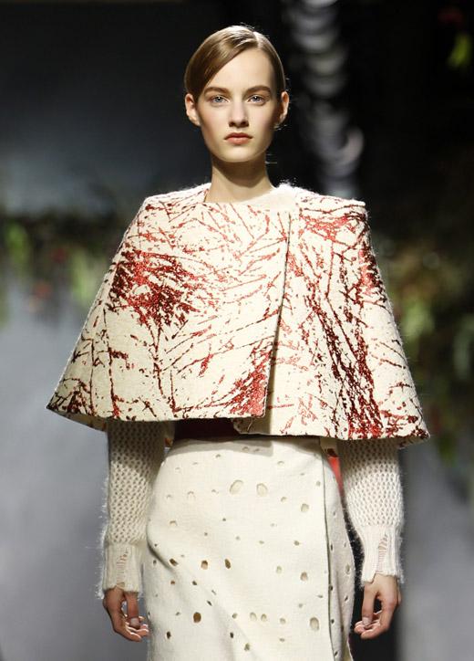 Колекция дамска мода Есен-Зима 2015/2016 от модна къща Vionnet