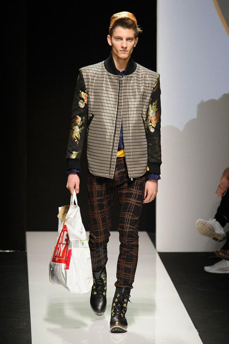 Vivienne Westwood Autumn/Winter 2015-2016 Men's collection