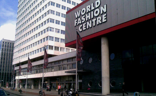 Men's Fashion Cluster opens a showroom in the World Fashion Centre Amsterdam