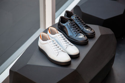 Want Les Essentiels Autumn-Winter 2015/2016 footwear collection
