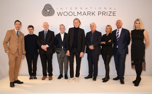 International Woolmark Prize Menswear final to be held at Pitti Uomo 89 on Jamuary 2016