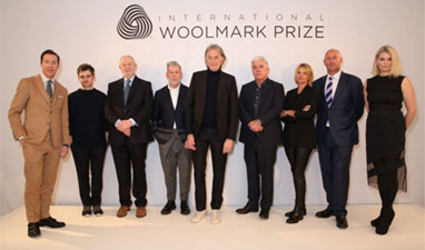 International Woolmark Prize Menswear final to be held at Pitti Uomo 89 in January 2016