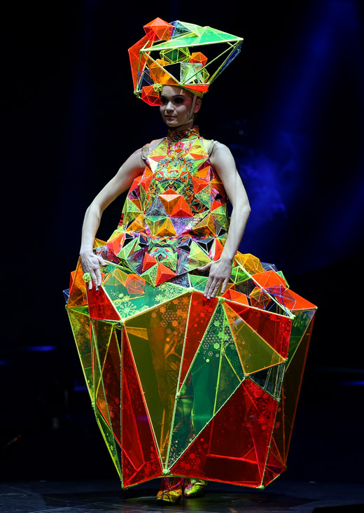 World of WearableArt Awards 2015