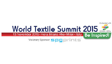World Textile Summit 2015