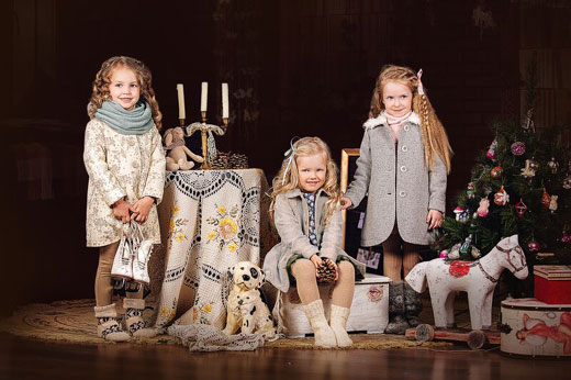 YUME - Children's collection fall-winter 2015/2016