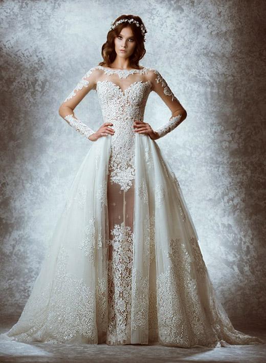 Zuhair Murad Fall 2015 Bridal collection