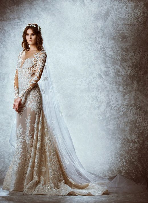 Zuhair Murad Fall 2015 Bridal collection