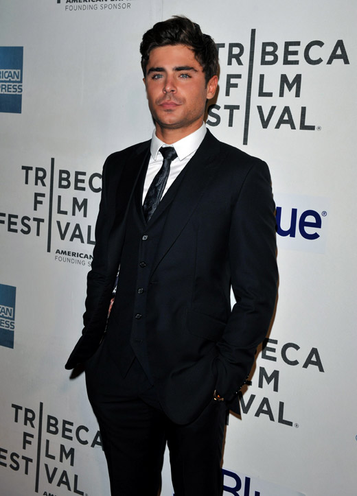 Celebrities' style: Zac Efron