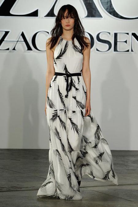 Zac Posen Spring 2016 Collection