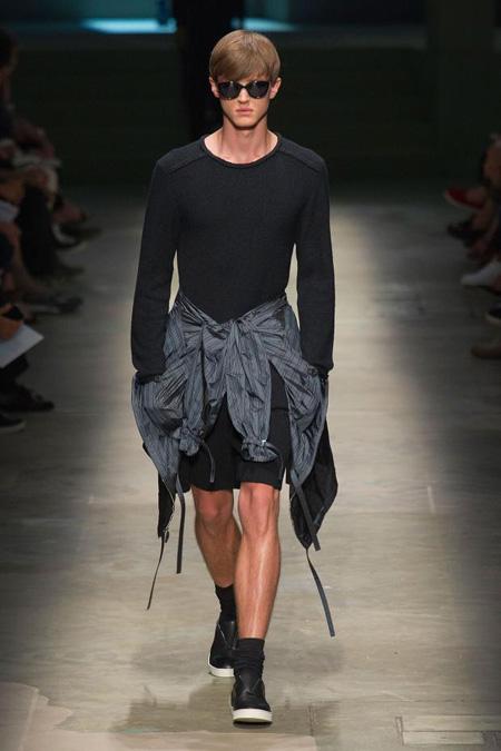 Ermenegildo Zegna Couture Spring/Summer 2015
