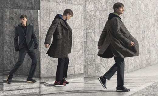 Z Zegna Fall/Winter 2015 collection