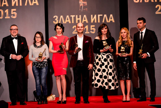 'Overall Contribution to the fashion industry' Award for Richmart