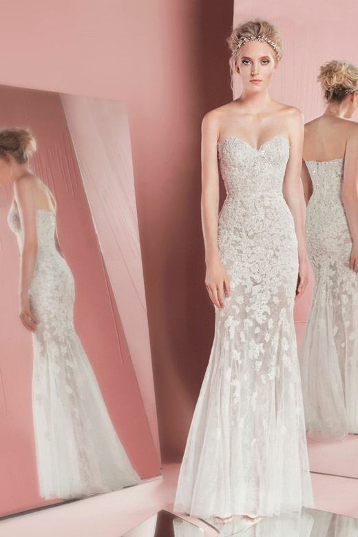 Zuhair Murad Spring-Summer 2016 Bridal collection