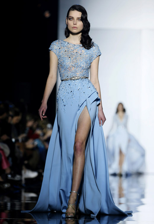 Zuhair Murad Spring Summer 2015 Haute Couture Collection