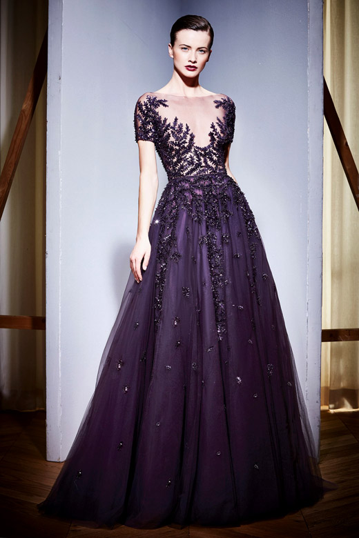 Polar Princesses for Fall-Winter 2015/2016 by Zuhair Murad
