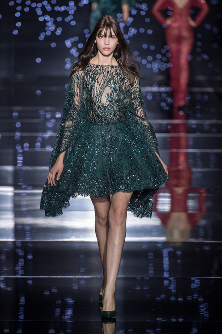 Zuhair Murad Haute Couture Fall/Winter 2015-2016