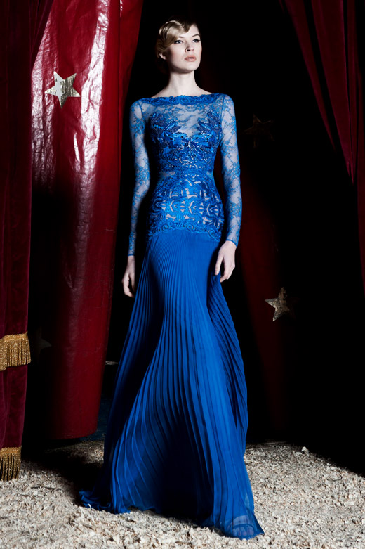 Daywear and evening gowns for Pre-Fall 2015 by Zuhair Murad