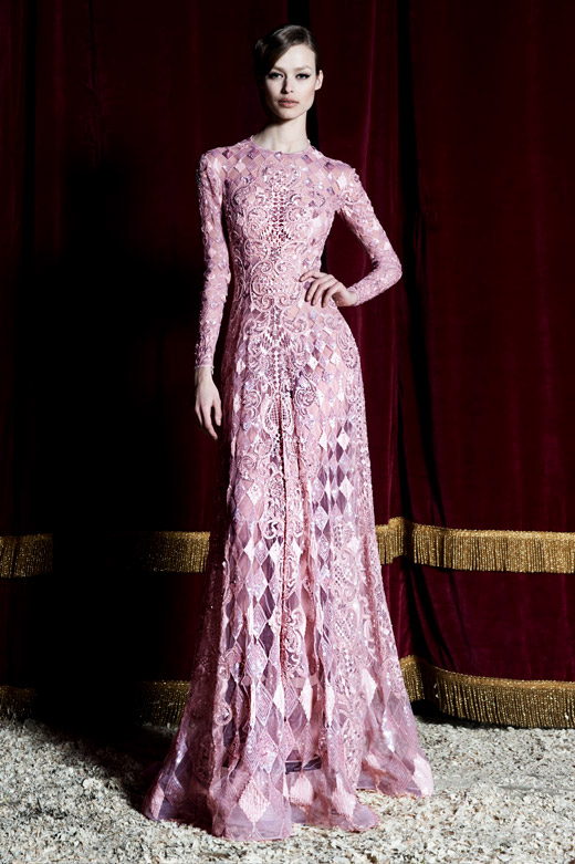 Zuhair Murad Pre-Fall 2015 ready-to-wear collection