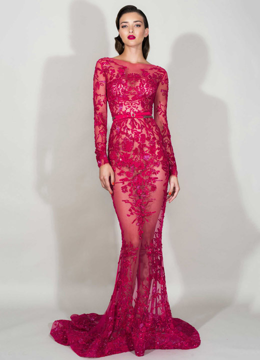 Resort 2016 collection by Zuhair Murad