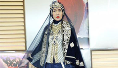 Anniesa Hasibuan will present Opulent Collection at Couture Fashion Week New York