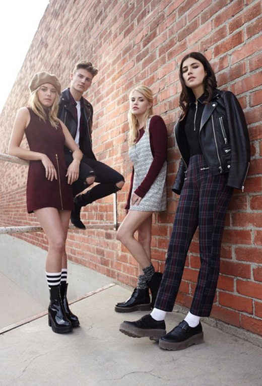 forever 21 Pre-Fall 2015 collection