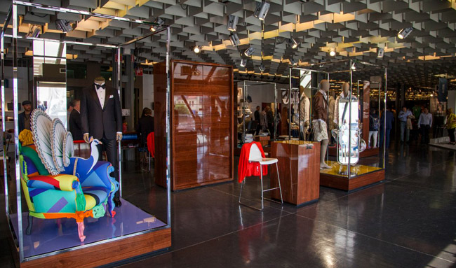 Just Like a Man -  the Pitti Uomo exhibition project