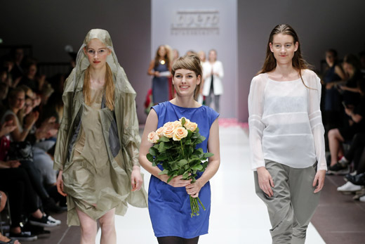 The first lavera Green Fashion Award winner announced