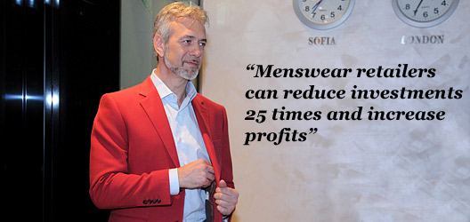 Made-To-Order and Made-to-Measure - the new fashion formula in men's suit market