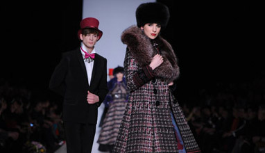 Mercedes-Benz Fashion week Russia: New season, new designers, new ideas for Autumn-Winter 2013/2014 collections