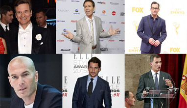 BGFN Readers' Most Stylish Men 2015 are announced