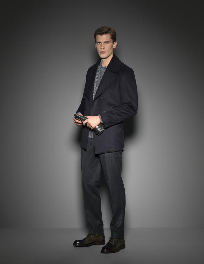 SCABAL Autumn/Winter 2016 men's suits collection