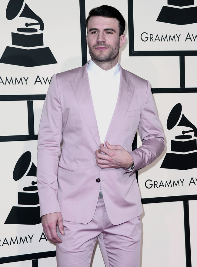 Best dressed men at 2016 Grammy Awards Red Carpet