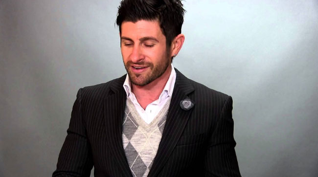 Aaron Marino - male image consultant and men's style expert