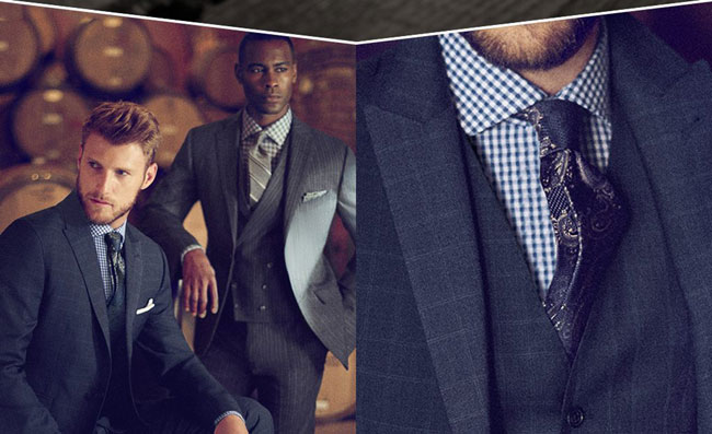 The art of Custom by Joseph Abboud - the newest custom made clothing line of the brand