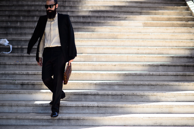 Adam Katz Sinding - one of the most wanted in the fashion