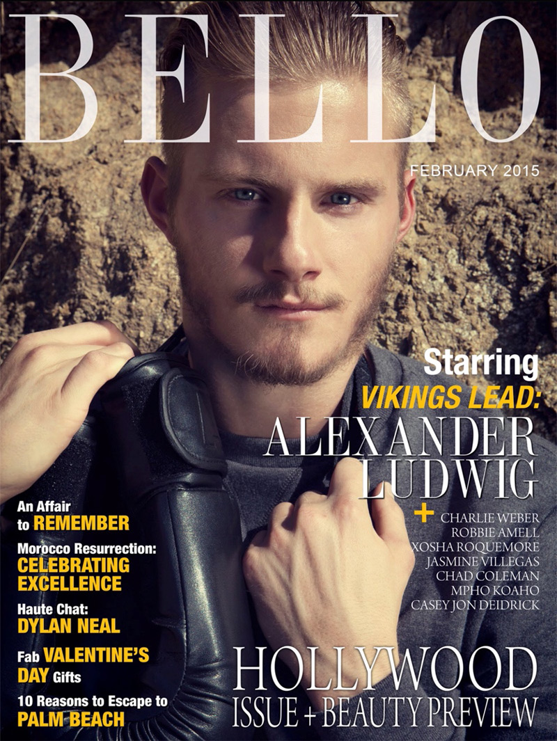 The style of Alexander Ludwig