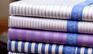 Alumo shirt fabrics - the Swiss quality