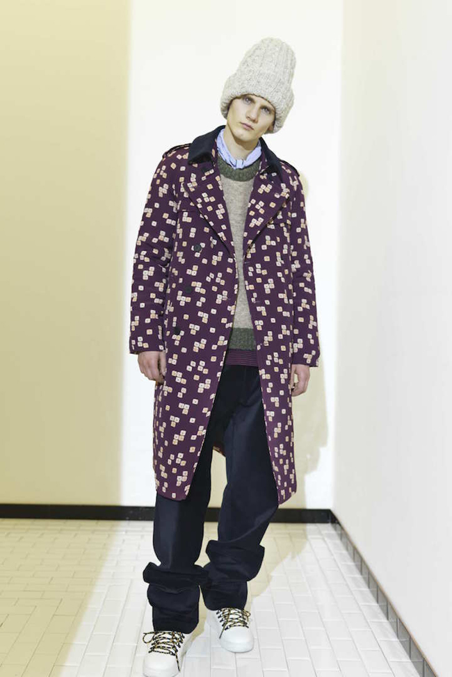 Andrea Pompilio Fall/Winter 2016-2017 collection