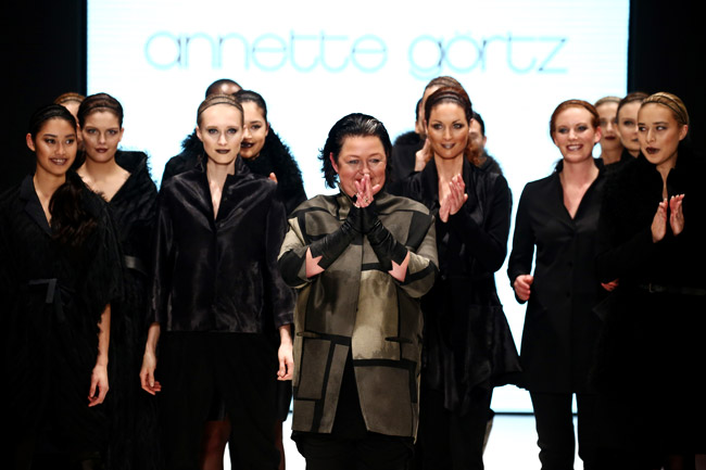 Annette Goertz Fall-Winter 2016/2017 collection