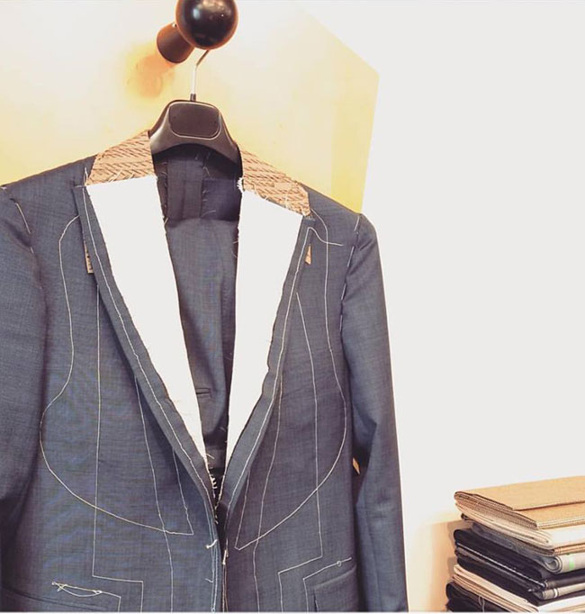 Canadian Bespoke suits by Antonacci Suits