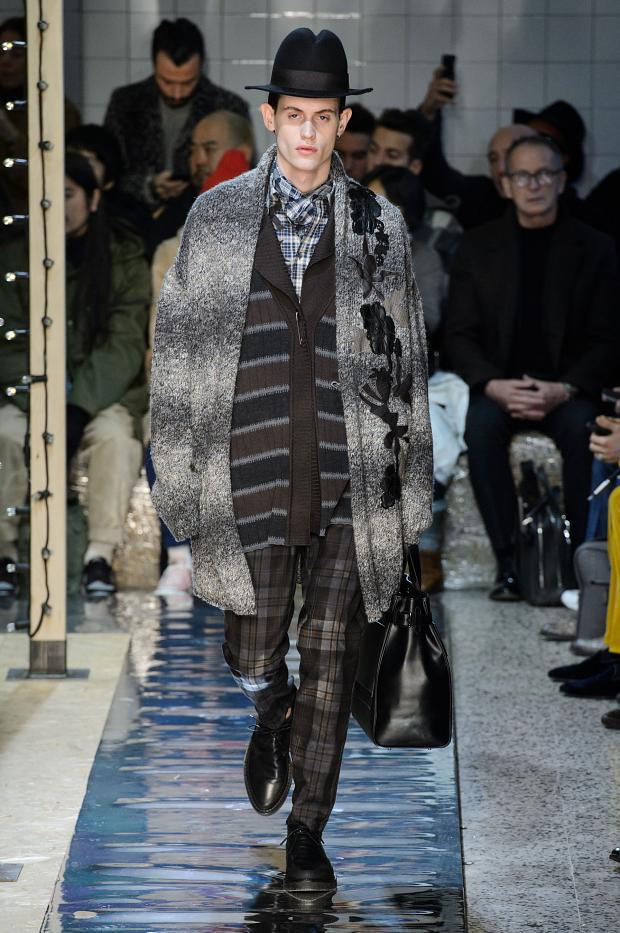 Antonio Marras Fall/Winter 2016-2017 collection - find out the colours