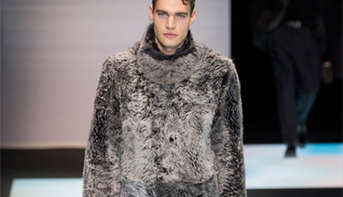 Giorgio Armani said No to fur in his production