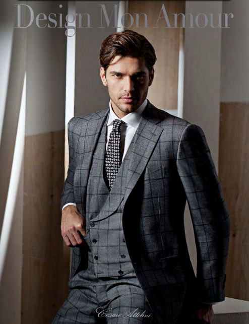 The Attolini men's suit