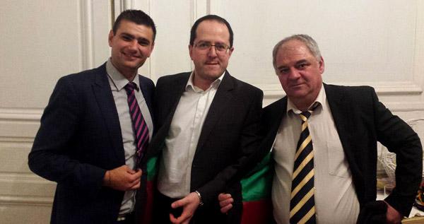 Българската шевица вече и в Париж